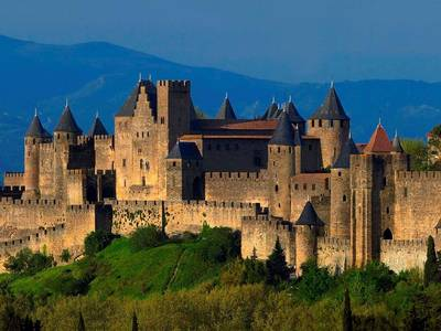 CARCASSONE - NARBONNE